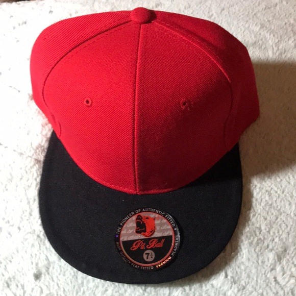 ca1e0fc38c0 NWT Pit Bull BaseBall Cap Size 7 3 4